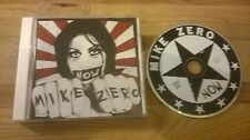 CD Rock Mike Zero - Now (11 Song) WOLVERINE / SOUL FOOD cut out