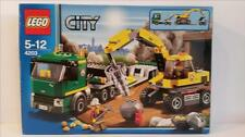 LEGO City 4203 Le camion transporteur d'engin neuf scellé