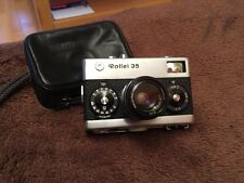 Rollei 35 Tessar 3,5/40 MADE IN GERMANY