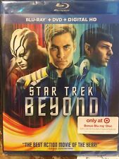 Star Trek Beyond(Blu-ray/DVD/Digital HD)with over 90 minutes of special features