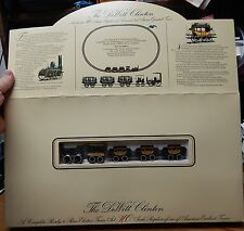 BACHMANN THE DEWITT CLINTON TRAIN SET NEW IN BOX HO SCALE NEVER USED LQQK