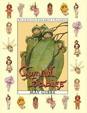 NEW Gumnut Babies Deluxe Edition By May Gibbs Hardcover Free Shipping