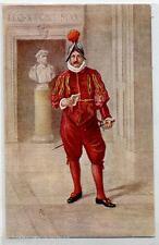 ROMA Vaticano Ufficiale delle guardie Svizzere Uniforme Mezza Gala PC Circa 1915