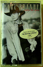Paul Brandt:  Calm Before the Storm (Cassette, 1996, Warner Bros.)NEW