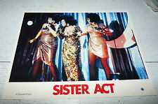PHOTO EXPLOITATION SISTER ACT 1992 ARDOLINO WHOOPI GOLDBERG MAGGIE SMITH NAJIMY