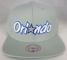 Orlando Magic Wool Solid Snapback by Mitchell & Ness