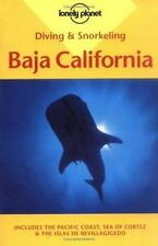 Diving & Snorkeling Baja California:  Includes the Pacific Coast, Sea -ExLibrary
