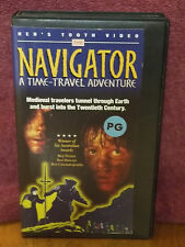The Navigator VHS Video 1989 14th Century Time Travellers In the 20th Century
