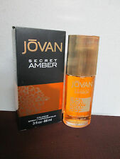 JOVAN SECRET AMBER  COLOGNE SPRAY 3.0 OZ / 88 ML FOR WOMEN NIB COTY