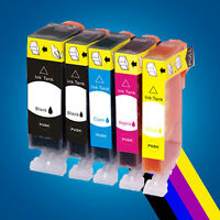 5 ink Cartridge for Canon PGi-525 IP4800 IP4850 IP4950 IX6250 IX6550 MG5150 2