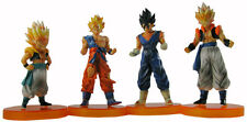 Dragonball Z Dragon Ball DBZ Saiyan Son Goku Gotenk Gohan 4 Figurines Lot Set