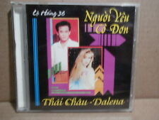 Vietnamese CD - Le Hang 36 -  THAI CHAU - DALENA - Nguoi Yeu Co Don - 1992
