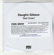 (EN666) Daughn Gibson, Mad Ocean - DJ CD