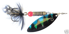 HOLOGRAPHIC TIGER LONG BLADE SPINNER LURE No3 11.5g