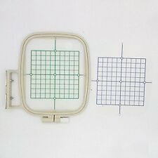 HONEYSEW Medium Embroidery Hoop For Brother Innovis 700Ell/750E/1000/1200 SA443
