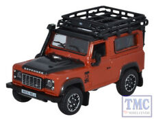 76LRDF008AD Oxford Diecast OO Gauge Land Rover Defender 90 Station Wagon Phoenix