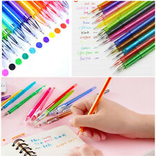 2Pcs Fashion Creative Stationery Candy Crystal Gel Pen-0.5mm Student Gift