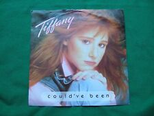 """TIFFANY """"Could've been"""" 7 inch Ex (45rpm 1980s)"""
