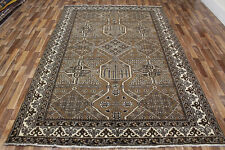 TRADITIONAL ANTIQUE PERSIAN Wool  310 X 205 CM HANDMADE RUGS ORIENTAL RUG CARPET