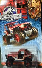 Matchbox 2015 Die-Cast 1:64 Jurassic World MBX 4x4 DFT57  box shipped