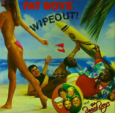 "Fat Boys - Wipeout - 12"" Maxi - C164 - washed & cleaned"