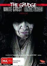 Ju-On: White Ghost / Black Ghost (creator of The Grudge) DVD NEW