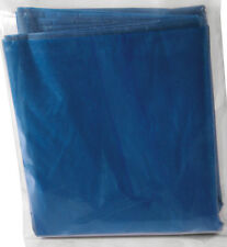 Blue Portable Camp Toilet Replacement Bags 10 Pack