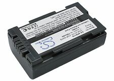 Premium Battery for Panasonic NV-DS11EN, NV-MX7DEN, NV-EX3, CGR-D120A/ 1B NEW
