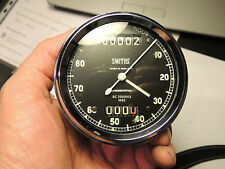 SMIths Tacho chronometric NOS Matchless Norton AJS BSA WW2 WWII SC3303/03 1692