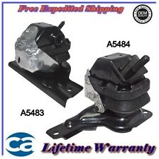 Engine Mount  Ford Expedition F-150/F-250/F-350 Lincoln Navigator 4.6/5.4L Set