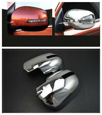 Rearview Side Mirrors Cover Trim For 2015-2016 Mitsubishi Outlander New