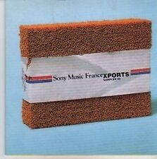 (DE464) Sony Music France Xports, Sampler - 2000 DJ CD