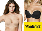 Wonderbra Ultimate Strapless Bra W032D Silicone Dot Band * Magic Hand Bra