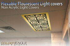 Flexible Fluorescent Light Covers Films Skylight Ceiling Office Medical Dental 4