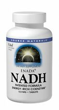 Source Naturals ENADA NADH 5mg Blister Pack - 30 tab