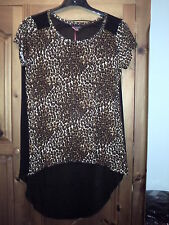M & S Limited Collection See through Back Blouse / Top Size 16 BNWT RRP £25