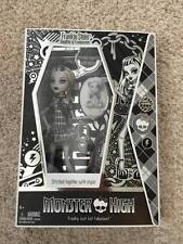 Monster High Frankie COMIC CON SDCC 2010 Rare!!!