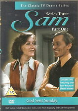 SAM - Series 3, Part 1. GOD SENT SUNDAY. ITV 1975 (2xDVD SET 2006)