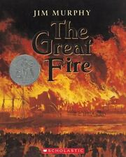 The Great Fire - Acceptable - Murphy, Jim - Paperback