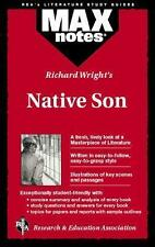 Wright-Native Son BOOK NEU