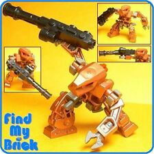 SW11 - Lego Devastator Droid Robot Minifig - Copper NEW