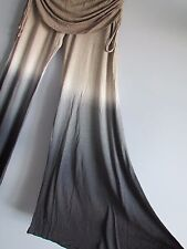 NEW $140 Young Fabulous & Broke Sierra Pant Wide Flare Leg - Size M - Ombre