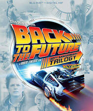 Back To The Future 30Th Ann Tril  Blu-Ray NEW
