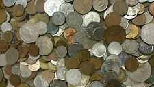 2 lbs. of Unsearched World Coins Lot - Mixed Foreign Coins