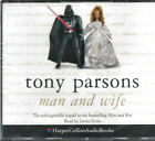 Audio book - Man and Wife by Tony Parsons - CD - Abr
