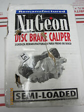 Disc Brake Caliper-Semi-Loaded Caliper, Sold Exchange Front Right NUGEON Reman