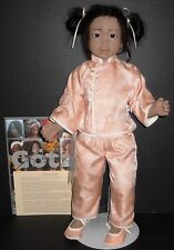 "NMIB GOTZ 1997 PHILIP HEATH ""NANCY"" 23.5"" DOLL #05009"
