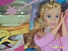 DREAM TIME SLEEPING BEAUTY DISNEY PRINCESS AURORA DOLL HTF NRFB #56775 2002