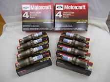 2007 2008 FORD CROWN VICTORIA MOTORCRAFT PLATINUM SPARK PLUGS SET OF 8