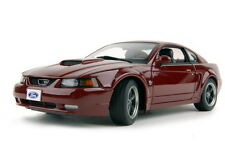 AUTOart 72856 FORD MUSTANG GT diecast model road car Crimson Red 2004 1:18th